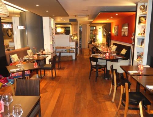 Restaurant SensUniques Paris #6
