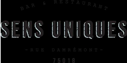 Restaurant SENS UNIQUES Logo