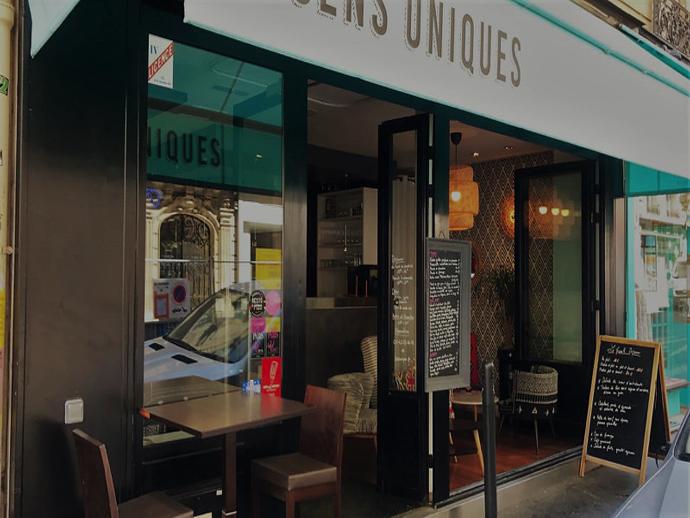 Restaurant SensUniques Paris #1