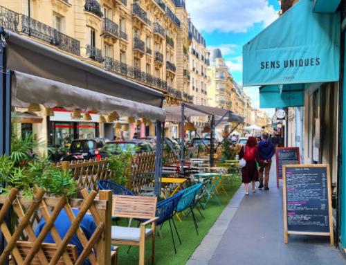 Restaurant SensUniques Paris 2021 #1
