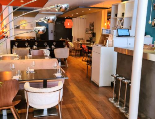 Restaurant SensUniques Paris 2021 #2