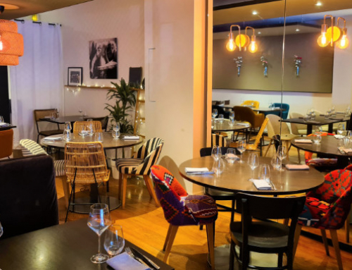 Restaurant SensUniques Paris 2021 #3