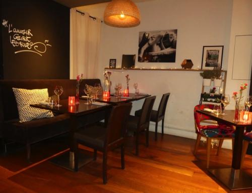 Restaurant SensUniques Paris #4