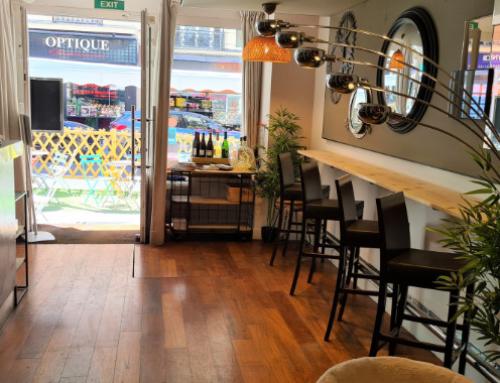 Restaurant SensUniques Paris 2021 #4