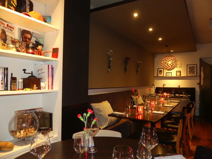 Restaurant SensUniques Paris #5