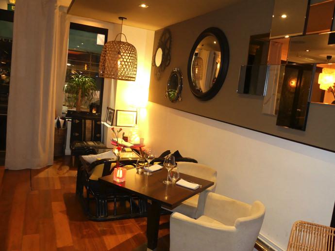 Restaurant SensUniques Paris